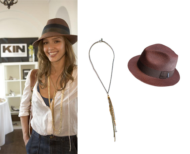 Jessica Alba: Fresh Weekend Look