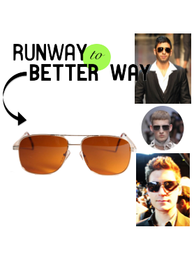 Runway to Better Way: Spitfire Shades
