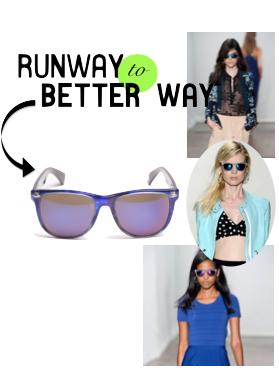Runway to Better Way: Blue Crush